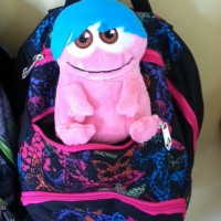 Dweeber, the new backpack buddy