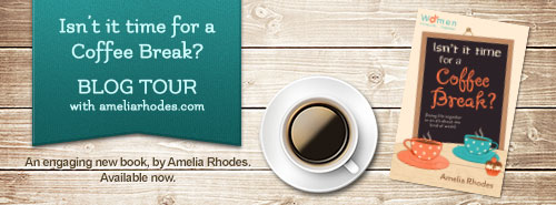 Isn't it Time for a Coffee Break? The Blog Tour