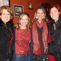 friends Cindy, Julie & Natasha