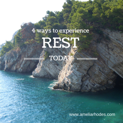 4 ways to experience REST