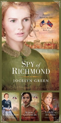 Spy of Richmond {giveaway}