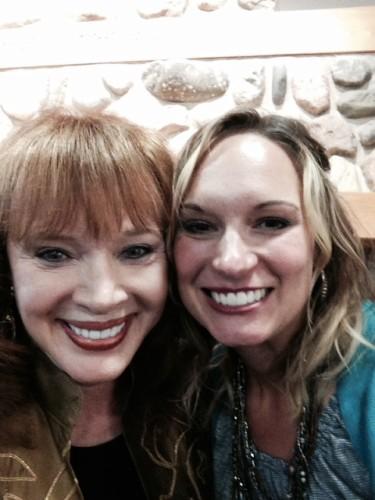 with Carol Kent 2014