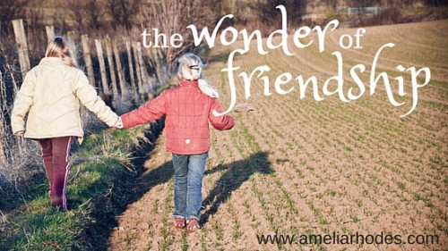 The Wonder of Friendship