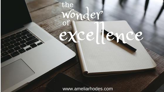 excellence wonder