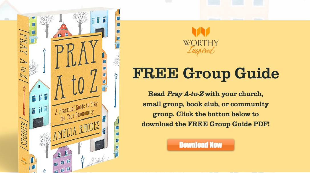 Pray A to Z Groups