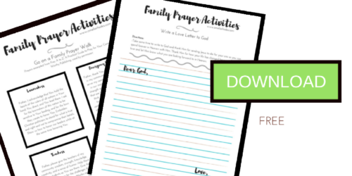 Family Prayer Download