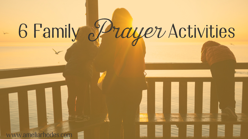6 Family prayer