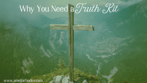 Why you need a Truth Kit (use the B.O.S.S. ~ Giveaway!)